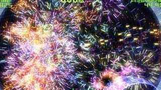 CGRundertow GEOMETRY WARS: RETRO EVOLVED for Xbox 360 Video Game Review
