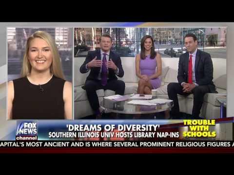 Campus Correspondent Samantha Wilson talks 'Nap-Ins' on Fox & Friends
