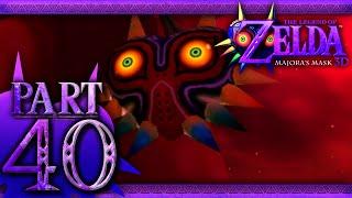 The Legend of Zelda: Majora's Mask 3D - Part 40 - Carnival of Time