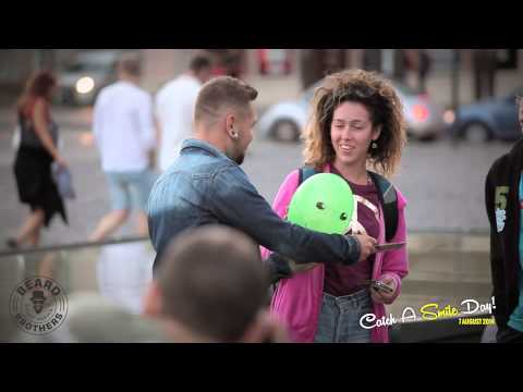 Catch A Smile Day! Promo Video