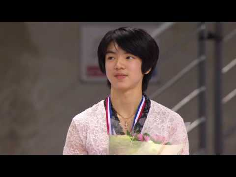 Men and Pairs Free Skating Highlights - 2016 ISU Junior Grand Prix Final - Marseille France