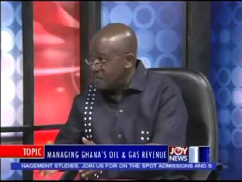 MANAGING GHANA'S OIL & GAS REVENUE - PM EXPRESS ON JOYNEWS (