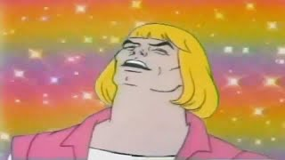 We found the He-Man Prince Adam Meme in Hordak's Lair - Comic Con 2018