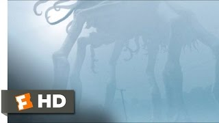 The Mist (9/9) Movie CLIP - The Colossal Beast (2007) HD