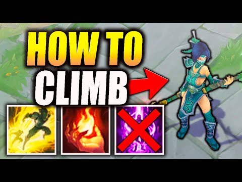 HOW TO WIN EVERY GAME WITH AKALI! ABUSING BROKEN CHAMPION! (3 STEP STRATEGY) - League of Legends