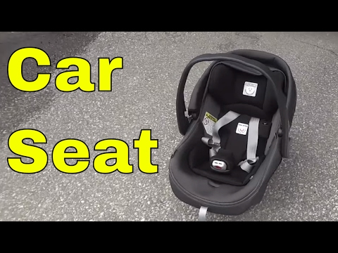 Peg Perego Primo Viaggio 4-35 Car Seat Review And Tutorial