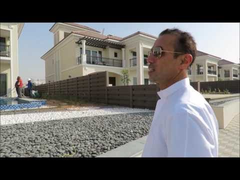 Take a look inside the St. Regis Villas with Mohammed Al Habtoor