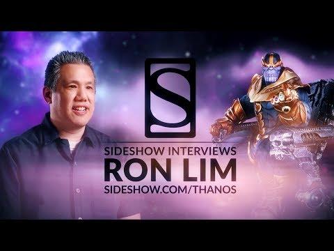 Ron Lim Meets Sideshow's Mad Titan