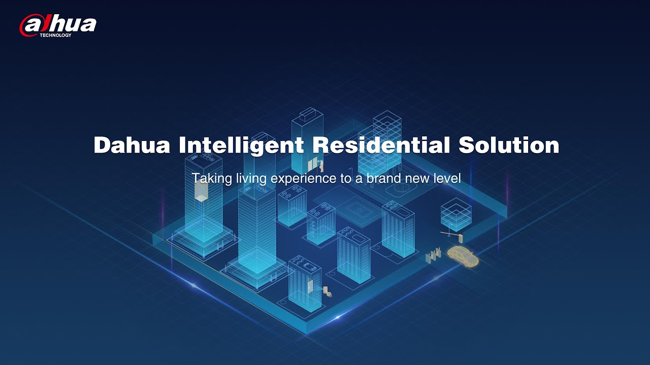 Download Dahua Intelligent Residential Solution Launch