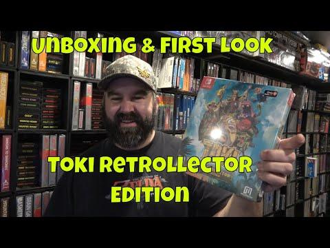 Toki Retrollector Edition Nintendo Switch