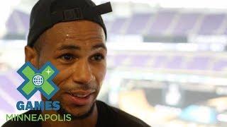TJ Ellis:  Athlete Profile | The Undefeated | X Games Minneapolis 2017