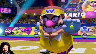 Mario Tennis Aces Has A Disappointing Single-Play Campaign