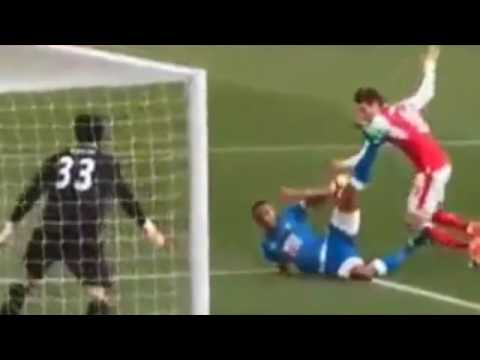 Download Arsenal vs AFC Bournemouth 3 1 ● All Goals & Highlights  ► 27 11 2016