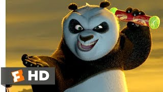 Kung Fu Panda (2008) - Fight for the Dragon Scroll Scene (910) Movieclips