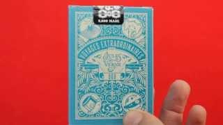 Bicycle Jules Verne Deck Review