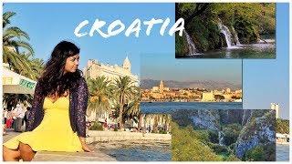 Travelling Croatia ~ Part 1