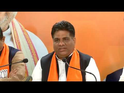 Press Conference by Shri Bhupendra Yadav in Ahmedabad, Gujarat