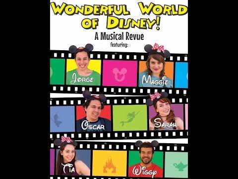 Wonderful World of Disney: A Musical Revue - Academy of Art University 2016