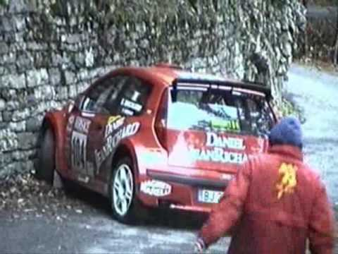 accidente coches de rally crash car extreme funny video youtube. Black Bedroom Furniture Sets. Home Design Ideas