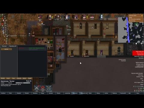 Rimworld Hardcore SK Shenanigans Part 2 by Silver Dragon Gaming