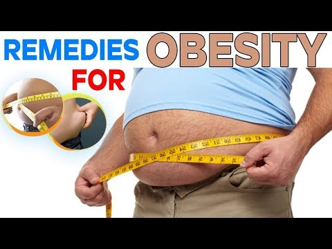 Remedies & Treatment For Obesity | How to Control The Obesity | Home Remedies for Obesity |