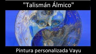 """Talismán Álmico"" Pedro Vayu Gallinger"