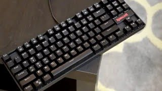 Cheap Tech: Redragon Kumara K552 Review - Best Mechanical Gaming Keyboard for $40