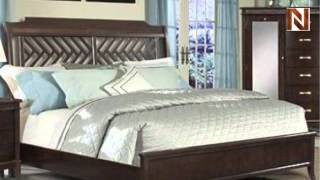 Harbor Point King Bed S733-03-04-08 By Fairmont Designs