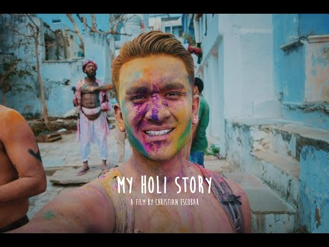 INDIA 2016 | HOLI FESTIVAL | DELHI TO PUSHKAR