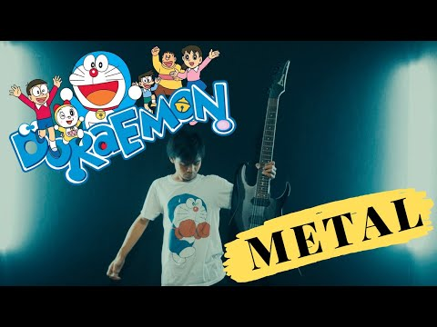 Doraemon Metal Version !!!
