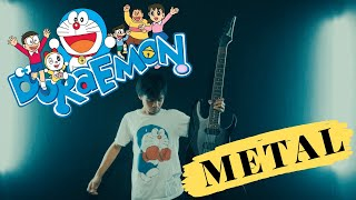 Doraemon OST Song Metal Cover Version.