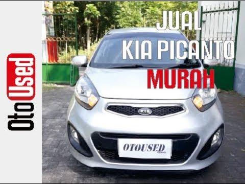 Review Mobil Bekas ~ Kia Picanto 2011 (94 Jt) Nego - YouTube