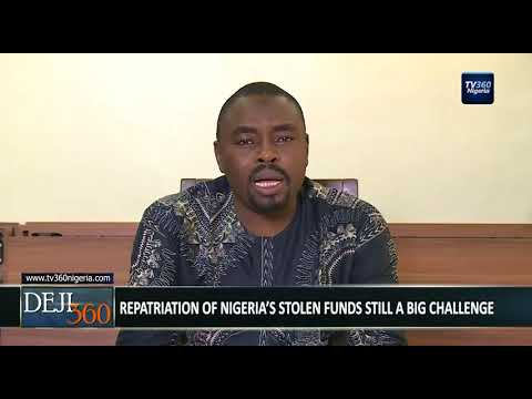 DEJI360 EP 184 Part 3: Experts say West is aiding corruption in Africa