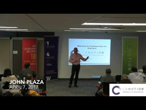 Fundamentals for Startups: Contacting Customers and Customer Feedback / UW ELC Patent 101