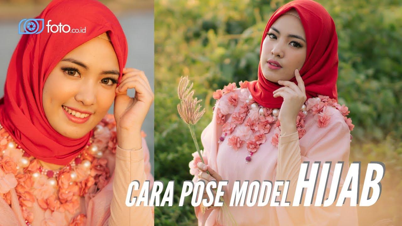 Download 5 Tips Pose Foto Model Hijab (Cara Bergaya untuk Foto OOTD)