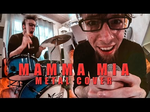 Mamma Mia (metal cover by Leo Moracchioli)