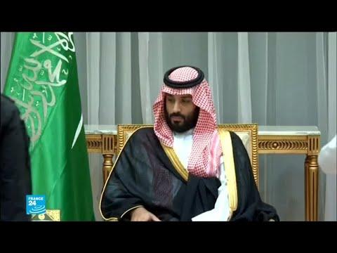 السعودية تندد بإدانة مجلس الشيوخ الأمريكي لولي العهد السعودي في قضية مقتل خاشقجي  - نشر قبل 26 دقيقة
