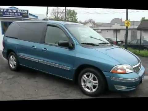 2002 Ford Windstar SE MiniVan  YouTube