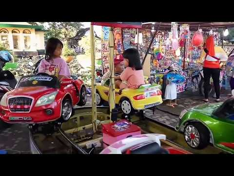 Car free day udayana mataram lombok