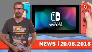 Nintendo Switch: Kommt sie mit 4K? Space Hulk Tactics: Neuer Trailer mit Release-Date! | GW-NEWS