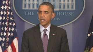 Obama pays tribute to Nelson Mandela  6/29/13