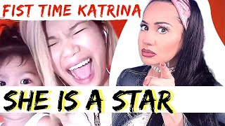 Cover images Vocal Coach REACTS to KATRINA VELARDE Burn Impersonating singers   Lucia Sinatra