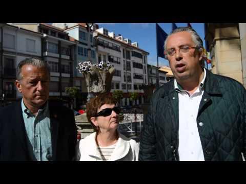 Declaraciones Tazones y Villaviciosa Itinerario Cultural Europeo   Carlos V