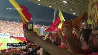Göztepe Süper Lig de İlk İsyan Marşı