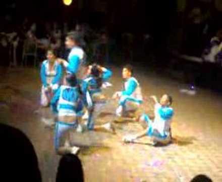 Bobet dance troupe (NVCFI)