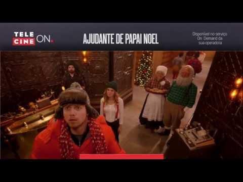 Trailer do filme Ajudante de Papai Noel