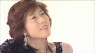 日本クラウン ハン・ジナ PV 「サヨナラはくちづけのあとで」