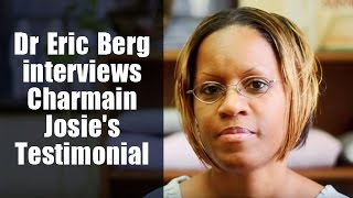 Dr Eric Berg interviews Charmain Josie