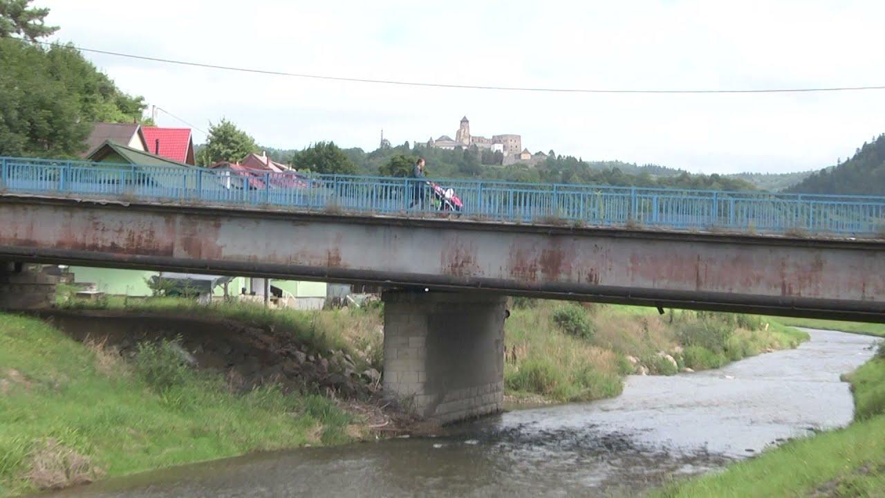 VIDEO V Starej Ľubovni opravia most