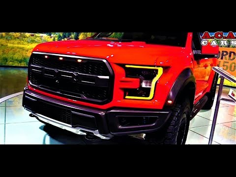 NEW -  Ford F Raptor Supercrew .L V x - Exterior and Interior Full HD p